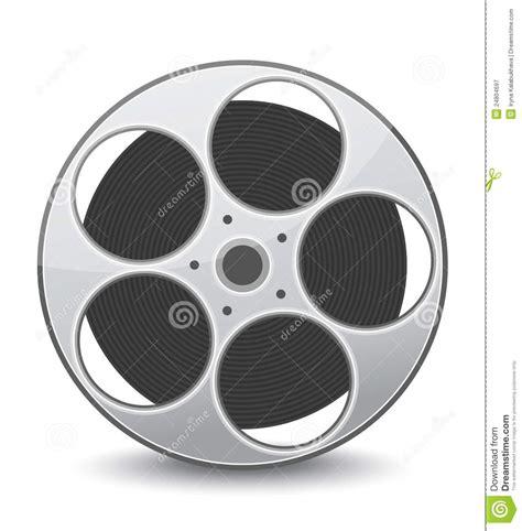 film cinta video cinta video de la pel 237 cula en la ilustraci 243 n del vector