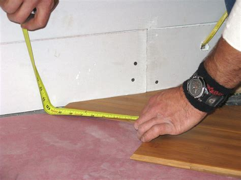 How to Install Bamboo Flooring on a Diagonal   how tos   DIY