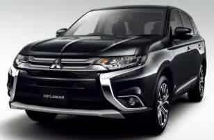 Mitsubishi Suv Malaysia 2016 Mitsubishi Outlander Malaysian Debut Soon