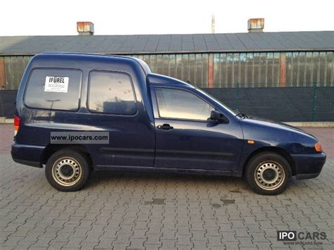volkswagen caddy 1999 1999 volkswagen caddy 1 9 sdi vans 1 hand truck perm
