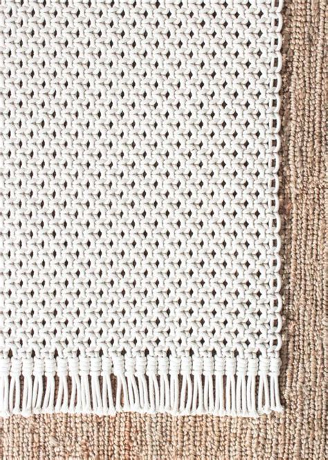 how to make a macrame rug 1000 ideas about macrame cord on macrame macrame knots and macrame tutorial