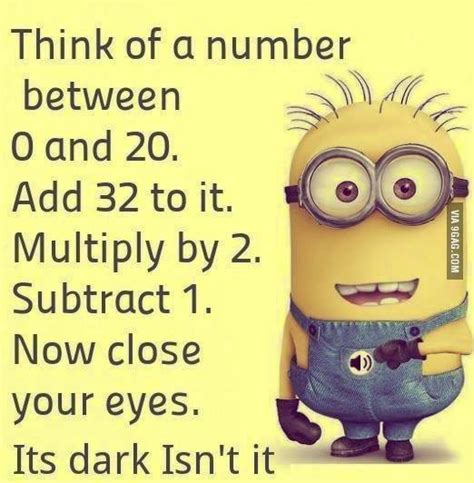 printable minion quotes minion math but i digress