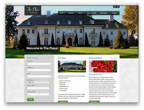 best vacation home rental websites 50 best travel themes for blogs hotels and