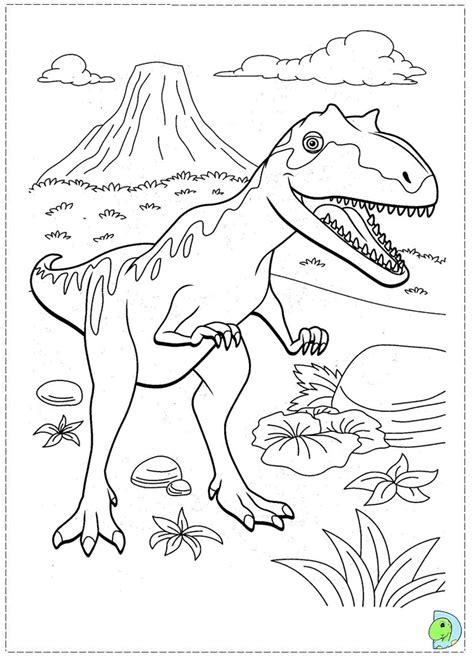 coloring page dinosaur train free coloring pages of dinosaur train