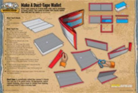 printable instructions how to make a duct tape wallet webelos craftsman public resources webelos cub scout