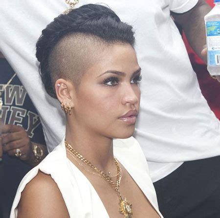 black woman with short bald haircuts 25 short hairstyles for black women short hairstyles