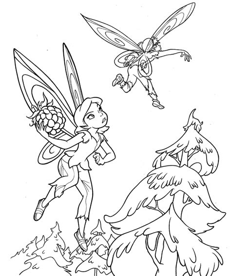 Tinkerbell And Friends Colouring Pages Tinkerbell And Friends Coloring Pages To Print Az by Tinkerbell And Friends Colouring Pages
