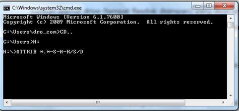 format flashdisk virus hilang cara mengembalikan file yang terhapus atau hilang di