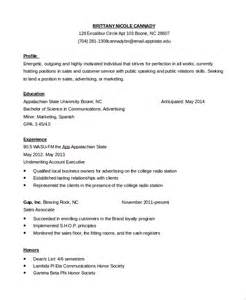 Customer Service Sle Resume by Sle Customer Service Objective 8 Exles In Pdf Word