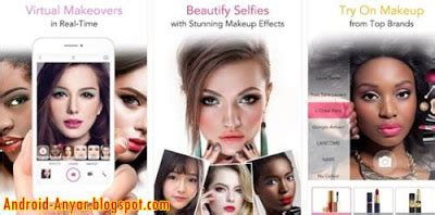 Makeup Makeover Lengkap app editan foto jaman now hp android kekinian
