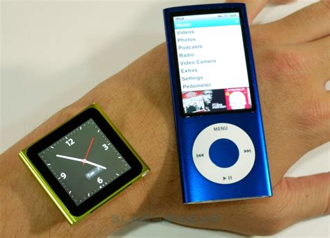 Ipod Nano Get A Touch Of Bovine by Ipod Touch Nano And Shuffle Review Apple S Best Ipod