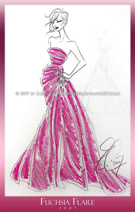Sketches Clothes by Smart Fashion World Fashion Design Sketches