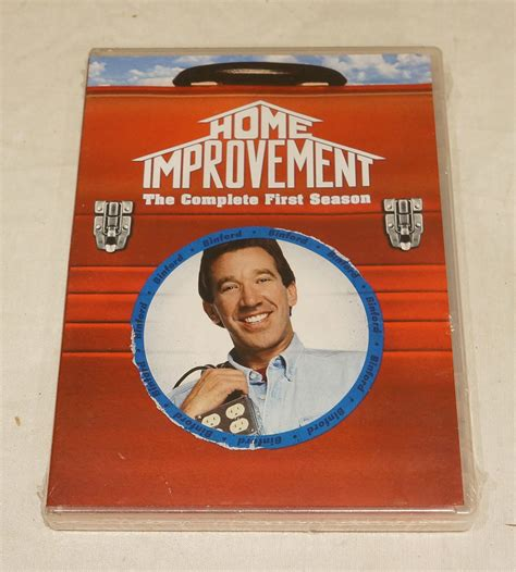home improvement the complete season season 1 dvd