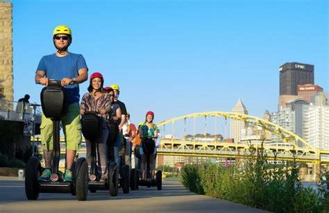 pittsburgh segway new to downtown pittsburgh micro transportation maniac