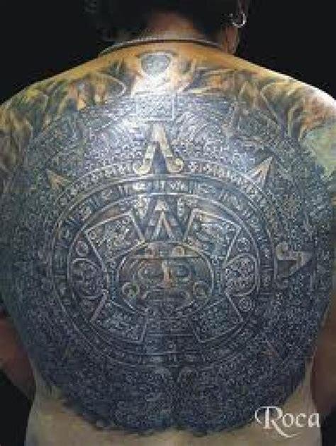 imagenes tatuajes aztecas y mayas lista impresionantes tatuajes aztecas y mayas