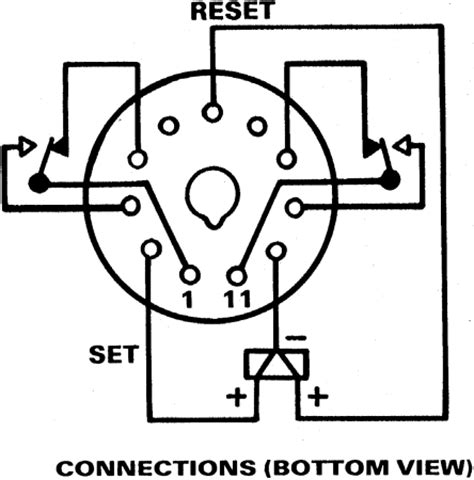 11 pin cube relay wiring diagram get free image about