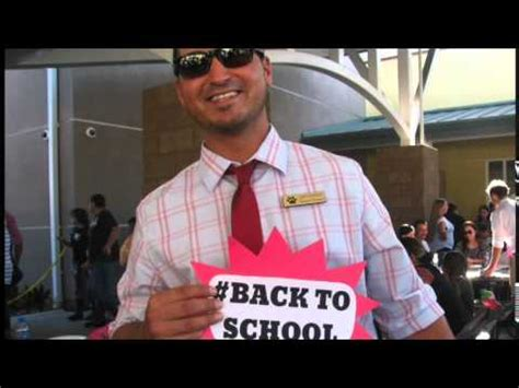 cajon valley middle school cajon valley middle school back to school 2014 youtube