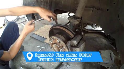 Bearing Roda Laher Roda Depan Kia All New Picanto cara mengganti bearing roda depan daihatsu new xenia