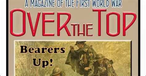 Roads To The Great War Bearers Up How The Great War S