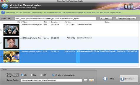 mac youtube downloader  converter   convert youtube