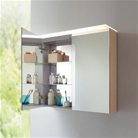 spiegelschrank x large l cube cabinet base vanity units from duravit architonic