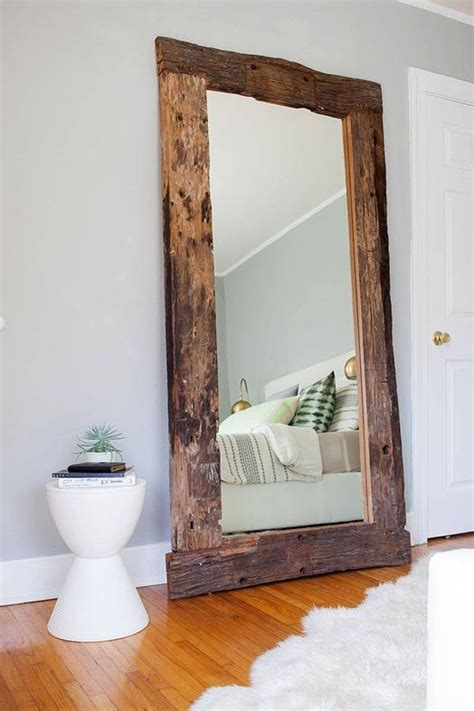 oversized mirror with lights 25 best ideas about length mirrors on
