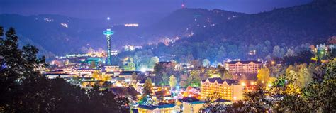 christmas resort in pigeon forge