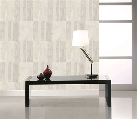 Tapisserie Rayures Grises by Damier Graham And Brown D 233 Co Wallpaper