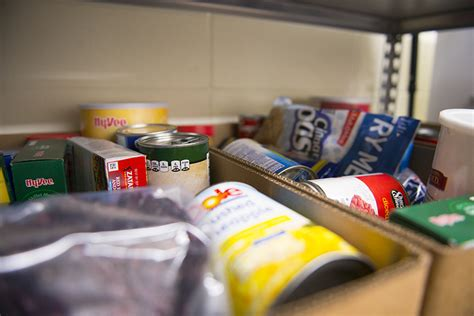 Harrison Food Pantry by Area Finds Helping At Food Shelf Albert Lea Tribune