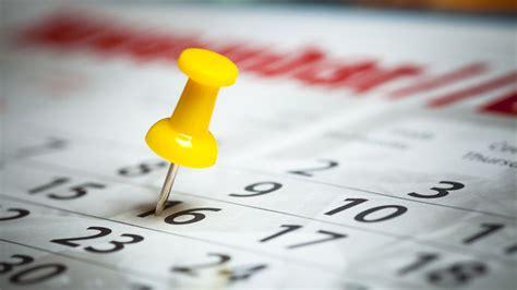 Calendario Por Dia Feriados Este Es El Calendario De D 237 As Festivos Para 2016