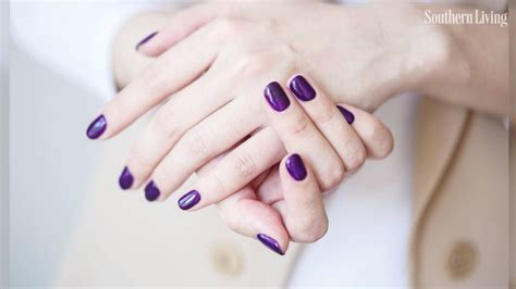 Popular Nail Polish Colors for Every Month in 2019