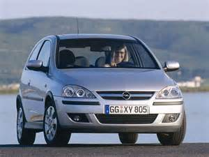 Vauxhall Corsa C Specs Opel Corsa Technical Specifications And Fuel Economy