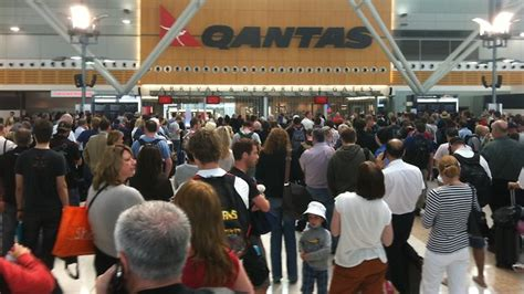 Al Breaches Airport Security by Airport Security Breach Delays Thousands The Australian