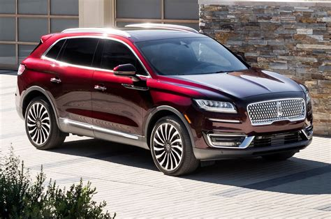 change lincoln ca 2019 lincoln nautilus look mkx replacement gets new