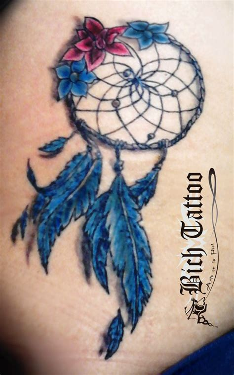 imagenes de tatuajes de atrapasueños tatuaje de atrapasue 241 os por h 233 ctor le 243 n de bich tattoo