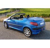 Peugeot 206 CC 16 109 Hp Voitures Sp&233cifications Techniques Et La