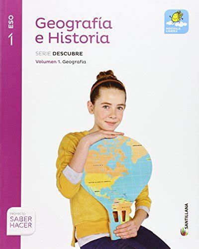 libro geografia i historia serie libro ahorro al mejor precio 9788468020556