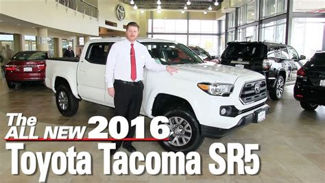 Carlson Toyota Coon Rapids New 2016 Toyota Tacoma Coon Rapids Minneapolis