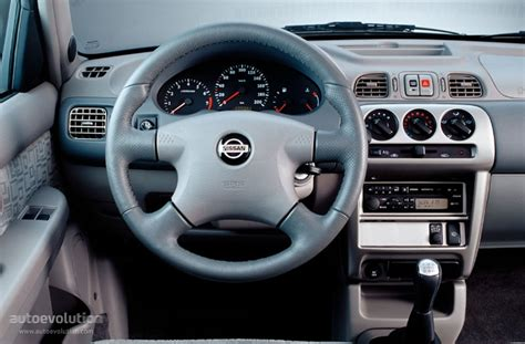 Nissan Micra K11 Interior by Nissan Micra 3 Doors Specs 2000 2001 2002 2003