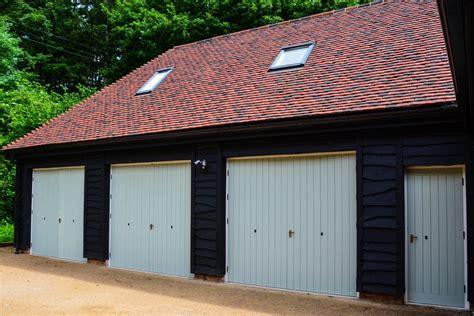 Solid Garage by Bespoke Doors Wooden Doors Joinery Company Bath