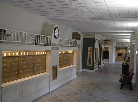Bg Post Office by Floor Plans Interior Gallery Bristol Glen