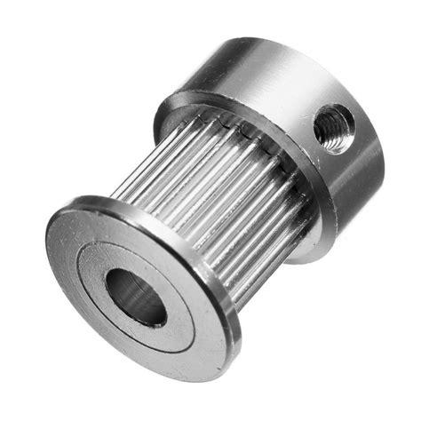 Timing Pulley 2gt Belt 10mm Bore 5mm 20 Teeth gt2 timing pulley 20teeth alumium gear bore 5mm 6 35mm 8mm for gt2 belt width 10mm for 3d