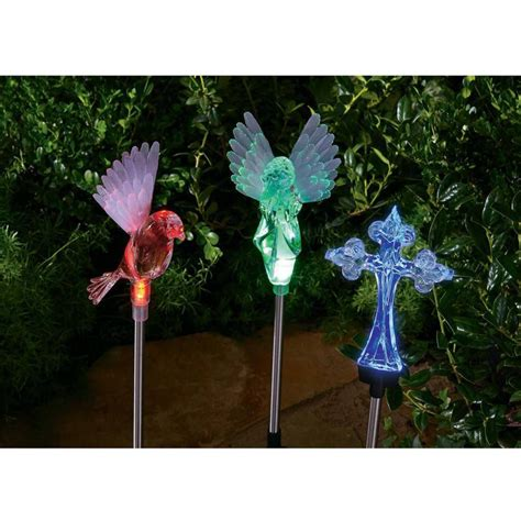 angel solar lights outdoor solar angel light solar lights blackhydraarmouries