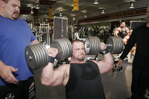 heavy dumbbell bench press interview with bench press freak jeremy hoornstra