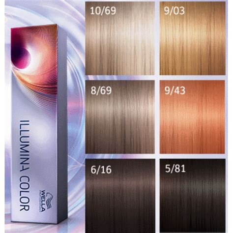 illumina wella wella professional illumina color краска для волос