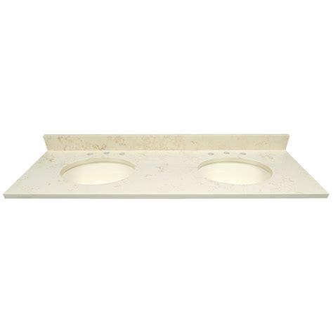 beige bathroom vanity shop us marble giallo beige quartz undermount double sink bathroom vanity top common