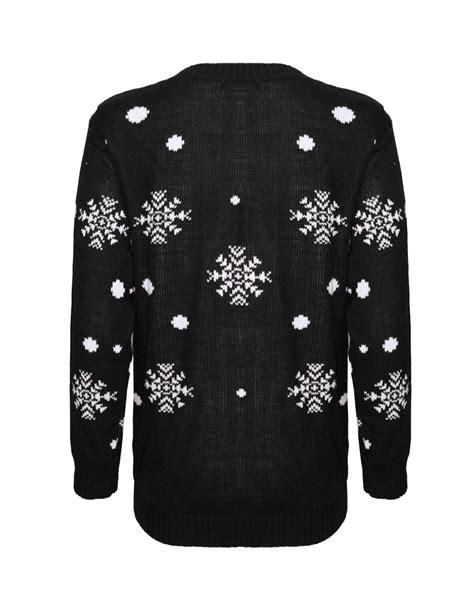 Hoodie Jumper Unisex Mocca Diskon new unisex knitted ho ho ho jumper reindeer rudolph top sweater ebay