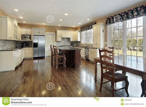 kitchen and eating area stock photos image 12656533 kitchen with eating area stock photos image 12656663