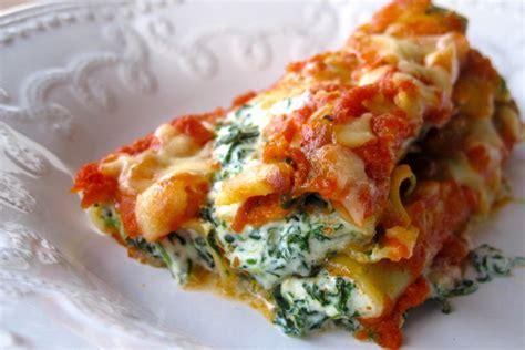 come cucinare i cannelloni al forno cannelloni besciamella ricotta e spinaci buonissimo