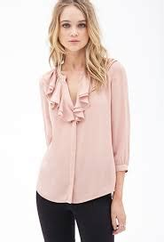Harga Kemeja Merk Express blouse kemeja la9una